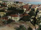 Constantinople, Turkey, From the Seven Towers