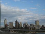 English: Memphis Skyline