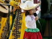 Performers at the US White House celebration of Cinco de Mayo May 4, 2007