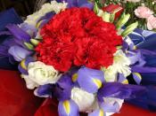 Wendy's OAM bouquet, 2005