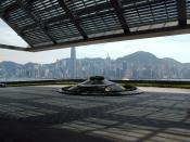 The Ritz-Carlton Hong Kong Outside Parking Area