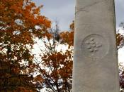 Sa-sa-na Loft monument