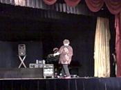 Joanne Dance Demo