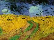 Wheat Field with Crows, July 1890, Van Gogh Museum, Amsterdam (F779)