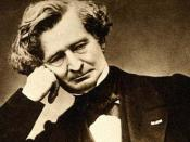 Photo of Hector Berlioz (1803 – 1869)
