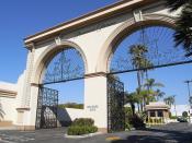 Paramount Pictures Studio Tours