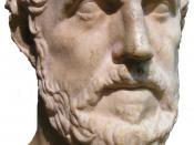 Thucydides, whose history provides many of the details of this period