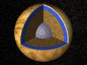 Europa, due to the ocean that exists under its icy surface, might host some form of microbial life.