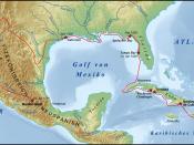Expedition des Álvar Núñez Cabeza de Vaca 1528 bis 1536