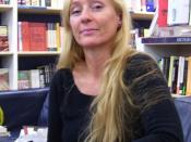 English: Scottish crime fiction writer, Caro Ramsay