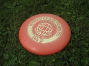 English: A frisbee made by Wham-O.