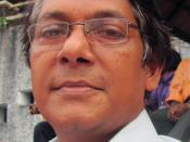 English: Malayalam short story writer