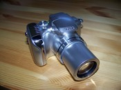 English: Z612 at full optical zoom