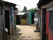 At Habitat's Global Village and Discovery Center in Americus, Georgia, visitors can experience the devastating nature of poverty housing and see life-size Habitat houses from around the world.