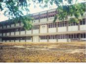 Chio Min Secondary School (government-sponsored schools) in Kulim, Kedah, Malaysia.