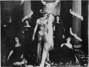 Mata Hari, Paris, Museum Guimet