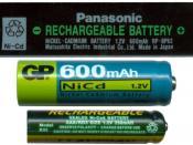 Ni-Cd batteries