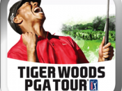 The App Store icon for Tiger Woods PGA Tour