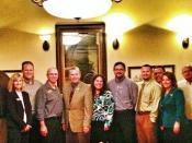 Congressman Walberg Meets MI-7 REALTORS