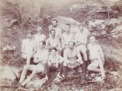 Sydney Rowing Club eights crew
