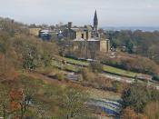 View towards Thornton 1
