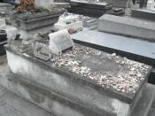 English: Emile Durkheim's grave. Italiano: La tomba di Emile Durkheim