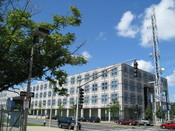 Headquarters of the Boston Police Department, Boston, MA