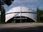 Planetarium of Rosario