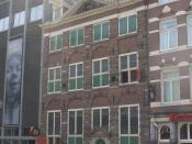 Rembrandthuis (Amsterdam, Netherlands), july 2005