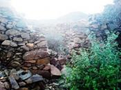 rocky landscapes, Saudi arabia