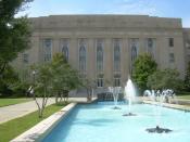 English: Oklahoma City, City Hall.