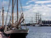 Tecla - Tall Ships Race Dublin 2012