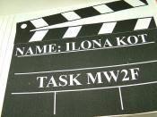 Ilona's Clapperboard