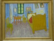Van Gogh's Bedroom at Arles (1889)