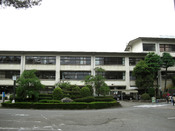 Otemon Gakuin Junior & Senior High School,Nishiai Ibaraki-City Osaka Japan.