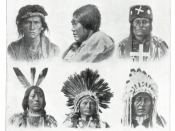 English: Natives of North America Caption inuit of Labrador File:Inuit of Labrador American Indian Mongoloid.png inuit woman of Greenland Apache Navaho Koskimo woman, Vancouver Cheyenne Mandan Ute Blackfoot Woman Moki chief Nez Percé Wichita woman
