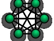 A 6-node clique is a 5-component, structural cohesion 5