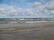 Baltic Sea, Latvia, Lielupe