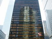 English: Seagram Building in New York City.