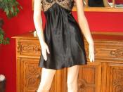 English: Slip nightgown