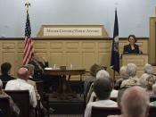 Anne-Marie Slaughter at the Miller Center