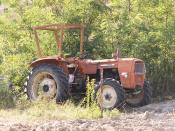 OM tractor