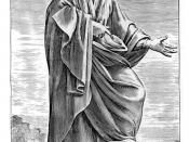 English: Empedocles, ancient Greek Presocratic philosopher. From Thomas Stanley, (1655), The history of philosophy: containing the lives, opinions, actions and Discourses of the Philosophers of every Sect, illustrated with effigies of divers of them.