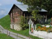Deutsch: Haus Tannen, Morschach