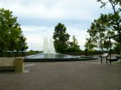 English: Benjamin Banneker Park, Washington, D.C.
