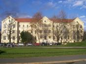 English: University of Zagreb, Rectorate and Faculty of Law Hrvatski: Sveučilište u Zagrebu, zgrada Rektorata i Pravni fakultet