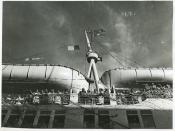 Farewelling RMS CARONIA