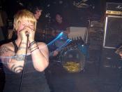 Hysteria at Bar en Boos, Leiden
