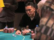 Nam Le at WPT2 2004 World Poker Tour 5 Diamond Bellagio