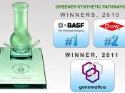 EPA Presidential Green Chemistry Award
